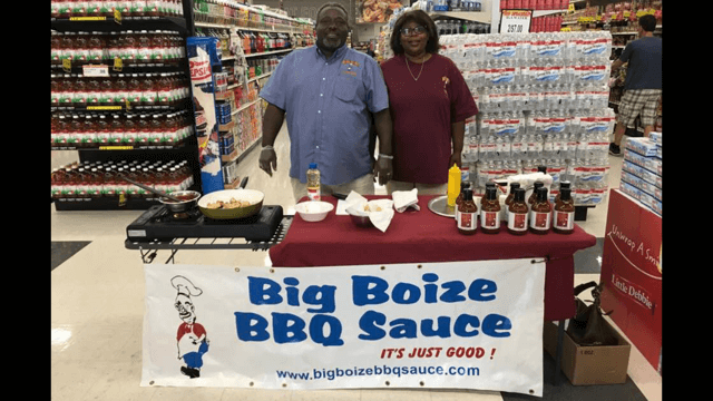 custom made bbq sauce